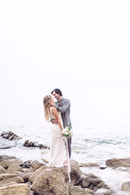 View More: http://jordanlewisphotography.pass.us/jordanandpatengagedbeach